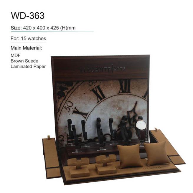 Watch Window Display