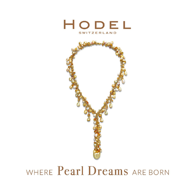 Necklace from Hodel