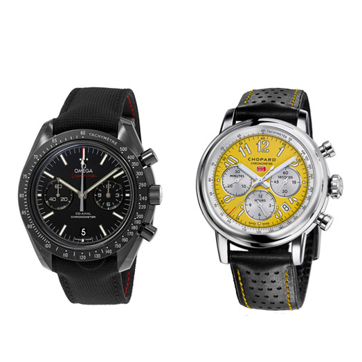 Perfect Timing : Chronographs remain in the spotlight as a favourite complication
