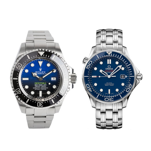 At Home At Sea : New Diver's Watches That Made a Splash at Baselworld 2018