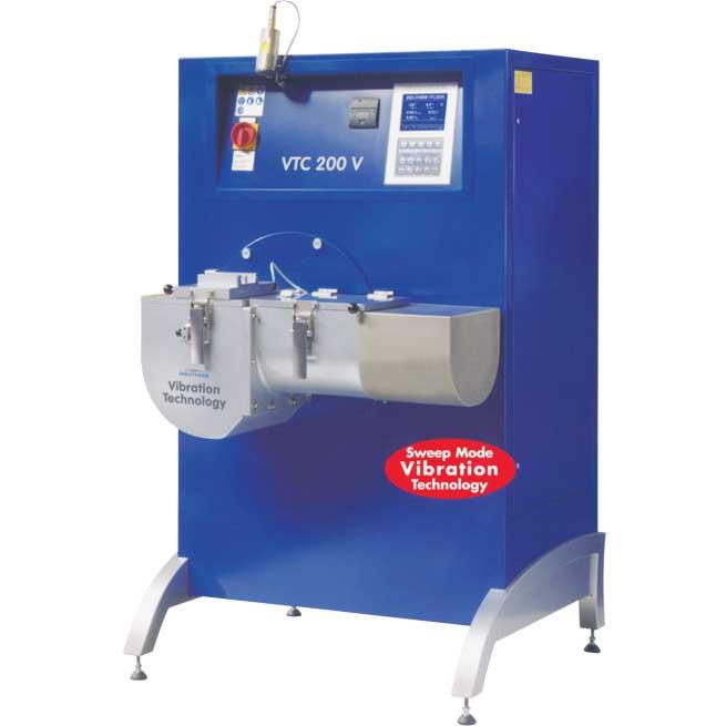 Vaccuum / Pressure Casting Machines (Tilting Casting Systems)