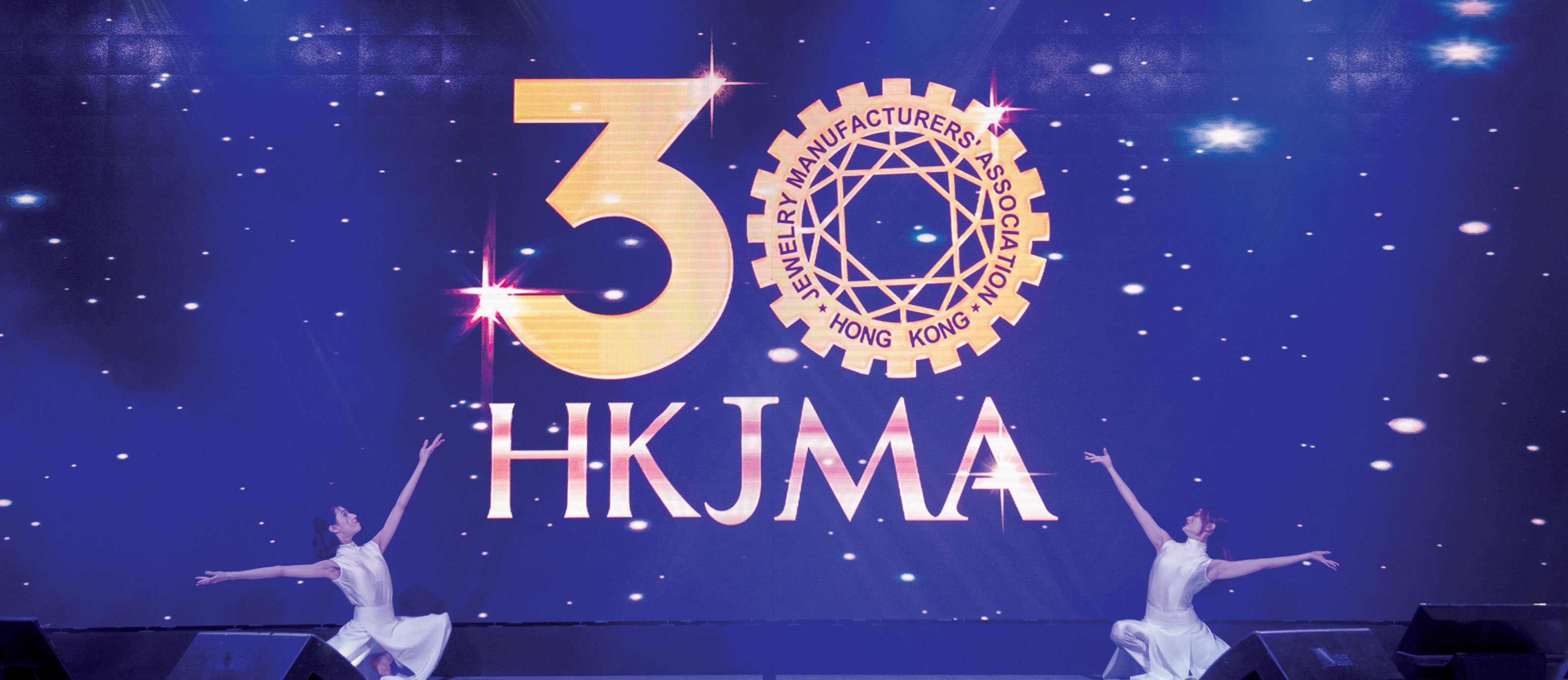 JMA Hong Kong 2018 – our Biggest Show Ever Outstanding Achievement Award in Celebration of our 30th Anniversary
