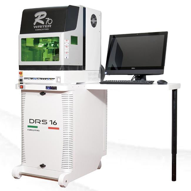 OROTIG Laser Writer R70