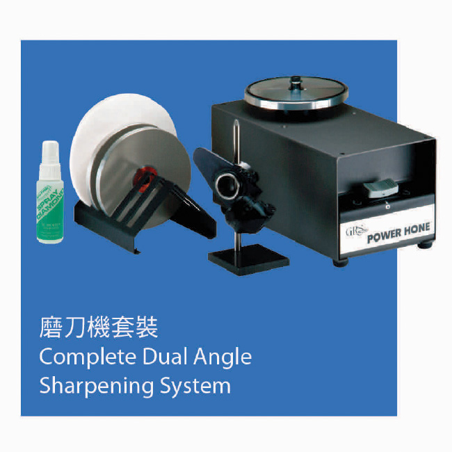 Complete Dual Angle Sharpening System